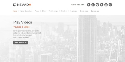 Business Template 125