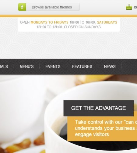 Business Template 127
